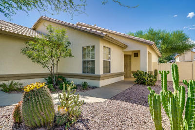 Tucson AZ Single Family Home For Sale: $195,000