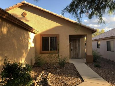 Tucson Single Family Home For Sale: 883 W Brave River Place