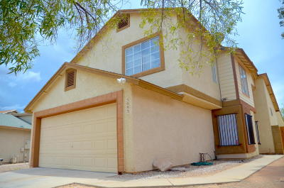 Tucson Single Family Home For Sale: 3093 W Calle Levante