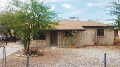 Single Family Home For Sale: 634 W Calle Lerdo