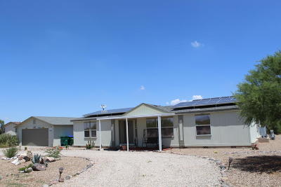 Vail AZ Manufactured Home For Sale: $195,000