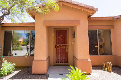 Single Family Home For Sale: 3496 N Paseo De San Agustin