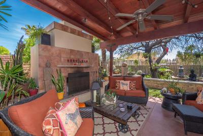 Tucson Single Family Home For Sale: 3220 E Elida Street