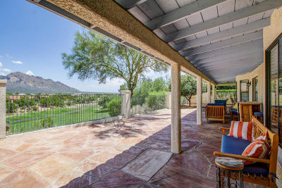 Oro Valley Single Family Home For Sale: 11130 N Broadstone Drive
