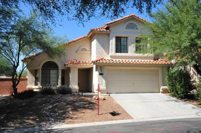 Tucson Single Family Home For Sale: 10241 N Oak Knoll Lane