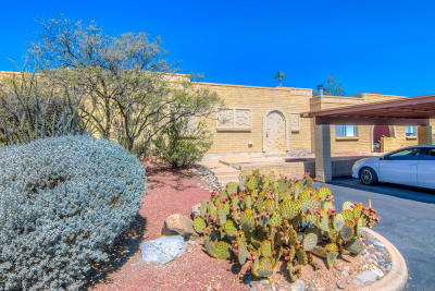 Tucson Townhouse For Sale: 1340 S Brewer Drive