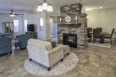 Marana Single Family Home For Sale: 3428 W Tailfeather Drive