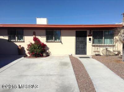 Tucson Townhouse For Sale: 3515 E Ellington Place