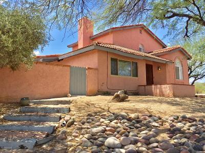 Tucson Single Family Home For Sale: 3631 W El Moraga Place