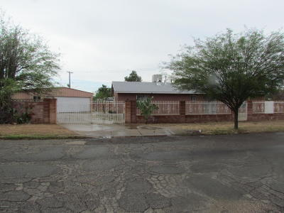Tucson Single Family Home For Sale: 2200 S Palo Verde Avenue