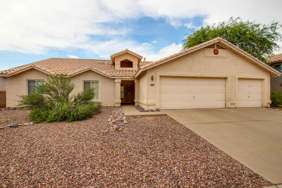 Tucson Single Family Home For Sale: 8959 N Veridian Drive