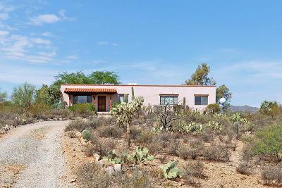 Tucson Single Family Home For Sale: 4501 W Camino Nuestro