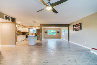 Tucson Single Family Home For Sale: 4731 N Palisade Drive