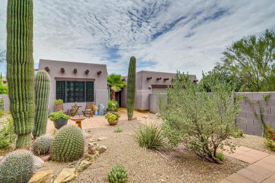 Tucson Single Family Home For Sale: 2111 S Doubletree Lane