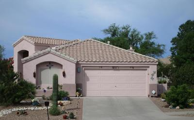 Green Valley Single Family Home Active Contingent: 1871 N Via Carrizal