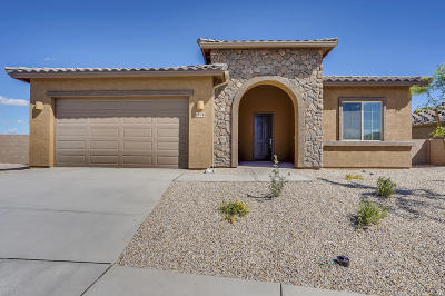 Tucson Single Family Home For Sale: 1674 W Hyperion Street