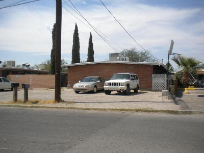 Tucson Residential Income For Sale: 107 E Alturas Street