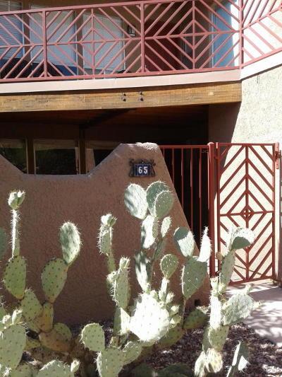 Tucson Condo Active Contingent: 6255 N Camino Pimeria Alta #65