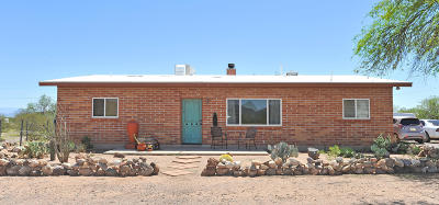 Tucson Single Family Home For Sale: 17620 W Whitfield Way W