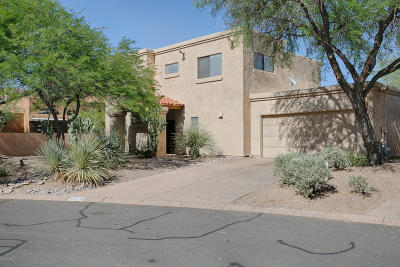 Tucson Single Family Home For Sale: 4226 N Rillito Creek Place