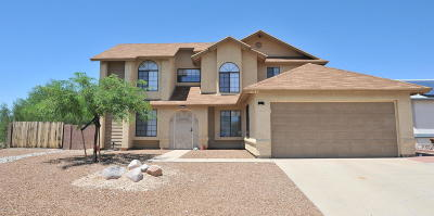 Tucson AZ Single Family Home Active Contingent: $209,900