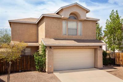 Tucson Single Family Home Active Contingent: 2628 W Brogan Street