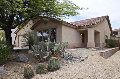 Tucson Single Family Home For Sale: 3471 N Crystal Hill Avenue