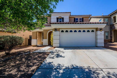 Sahuarita AZ Single Family Home For Sale: $242,000