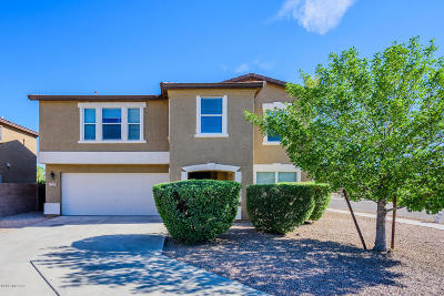 Vail AZ Single Family Home For Sale: $242,000