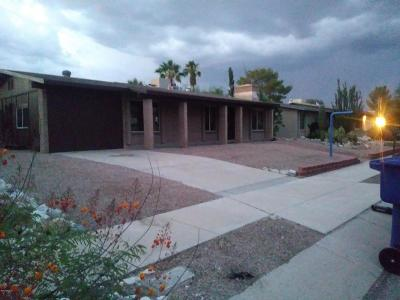 Tucson Single Family Home Active Contingent: 8037 E Almond Place