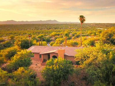 Oro Valley Single Family Home Active Contingent: 1480 W Calle Concordia
