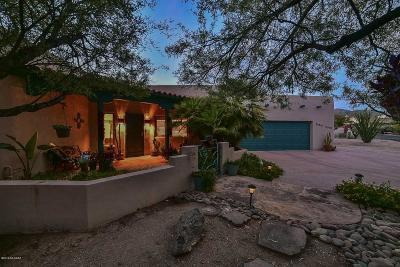 Single Family Home Active Contingent: 12470 E Avenida De La Vista Verde