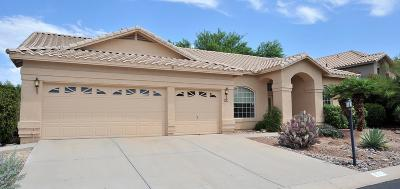 Oro Valley Single Family Home For Sale: 1676 W Wimbledon Way