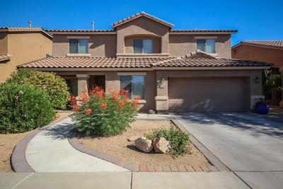 Tucson Single Family Home For Sale: 5329 W Olivine Drive