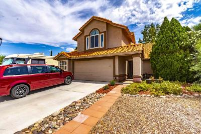 Single Family Home For Sale: 7953 S Castle Bay Street
