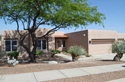 Tucson Single Family Home Active Contingent: 5514 N Crescent Hill Place