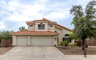 Tucson Single Family Home Active Contingent: 2970 W Placita Enrica