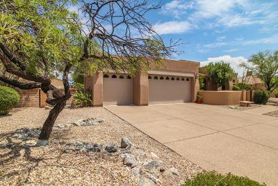 Tucson Single Family Home For Sale: 4374 E Pinnacle Ridge Place