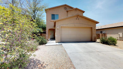 Pima County, Pinal County Single Family Home Active Contingent: 7112 S Vuelta Silueta