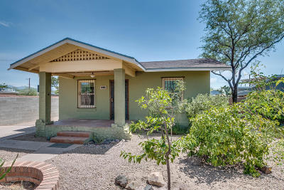 Tucson Single Family Home Active Contingent: 123 S Westmoreland Avenue
