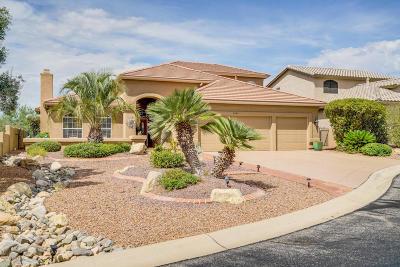 Saddlebrooke Single Family Home For Sale: 65411 E Desert Moon Court