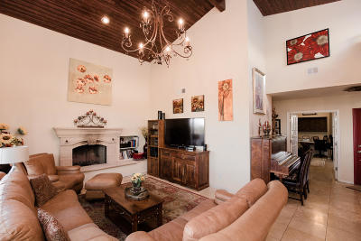 Tucson Townhouse For Sale: 7332 E Sabino Terrace Place