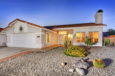 Oro Valley Single Family Home For Sale: 1170 W Shoal Creek Lane