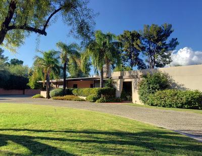 Tucson Single Family Home For Sale: 6035 E San Cristobal Street