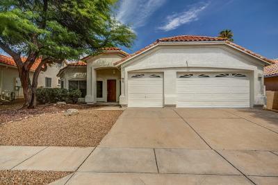 Single Family Home For Sale: 5200 N Via De La Lanza