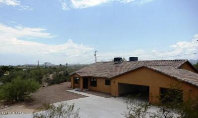 Tucson Single Family Home For Sale: 5433 N Kennebec Lane