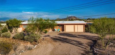 Tucson Single Family Home For Sale: 3245 W Royal Copeland Drive