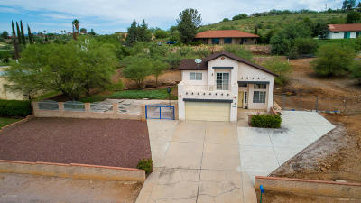 Rio Rico Single Family Home For Sale: 404 Hopkins Street