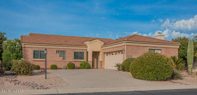 Green Valley AZ Single Family Home For Sale: $211,800