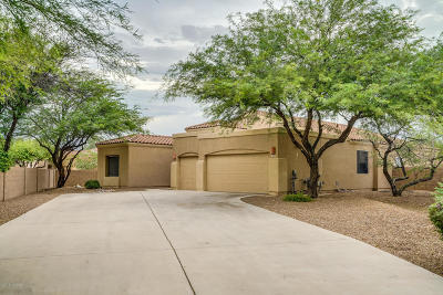 Tucson Single Family Home For Sale: 7562 W Sugar Ranch Road